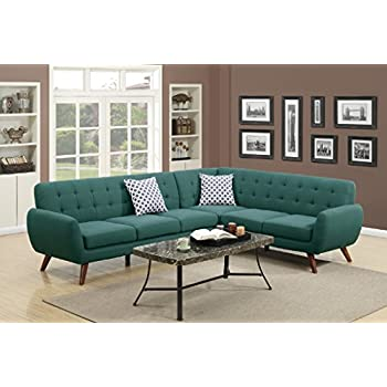 Charming Modern Retro Sectional Sofa (Laguna)