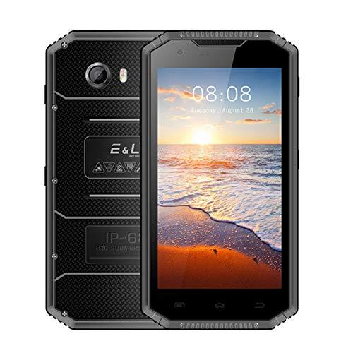E&L W7 Unlocked Phone IP68 Wateproof 5.0 Inch 16GB ROM/1GB RAM Dual SIM Unlocked Cell Phones Camera 8.0MP Unlocked…