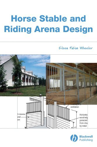 - Horse Stable and Riding Arena Design: An Agricultural Engineering Approach