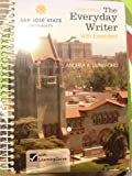 The Everyday Writer (5th Edition) (Special Edition: San Jose State University), Andrea A. Lunsford, 1457667126