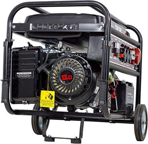 6,5 PS générateur d/'électricité Agrégat 2x230v producteurs d/'électricité 2800 W Générateur De Secours