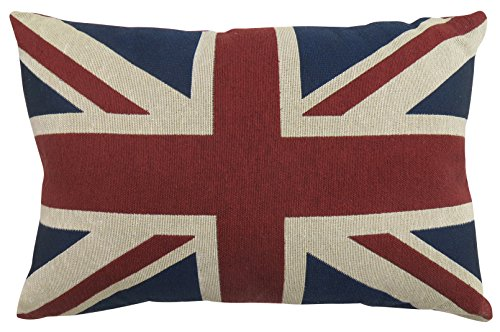 (Park B. Smith Union Jack Pillow, 12