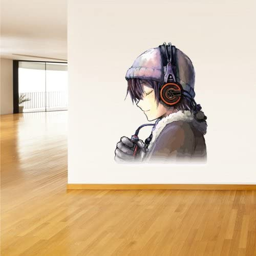 Discount is supreme also underway Anime Girl Music Headphones Col394
