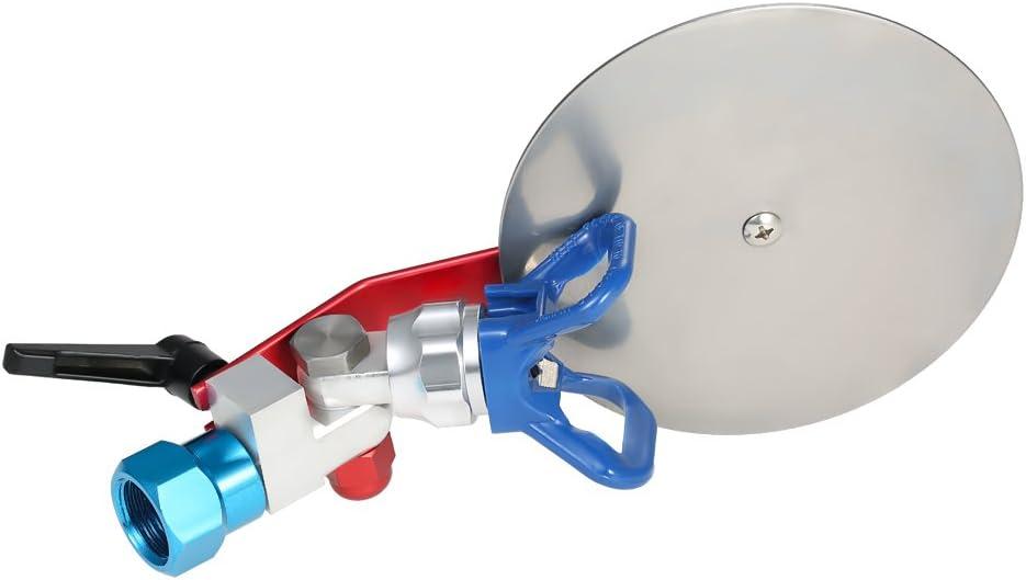 Herramienta de gu/ía de pulverizaci/ón,Baugger ayuda de gu/ía spray para pulverizador Graco Wagner Titan de 7//8
