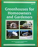 Greenhouses for Homeowners and Gardeners (NRAES, No. 137)