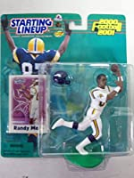 Starting Lineup Football 2000/2001 Randy Moss Vikings
