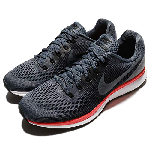 Nike Women's Air Zoom Pegasus 34 Running Shoes-Blue Fox/Black-5 by Nike (Image #8)