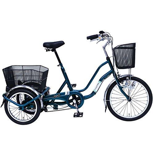 SWING CHARLIE2 三輪自転車E MG-TRW20E【代引不可】 生活用品 インテリア 雑貨 自転車(シティーサイクル) その他の自転車 top1-ds-1991252-ah [簡素パッケージ品] B078N9JG98