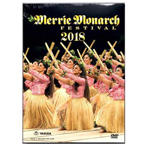 第55回 2018 Merrie Monarch FESTIVAL DVD メリーモナークDVD 日本語版 3枚組 B07KRXC86H