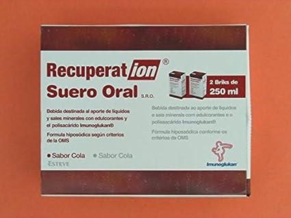Recuperat-ion Complemento Alimenticio SRO Brick Cola - 2 Unidades