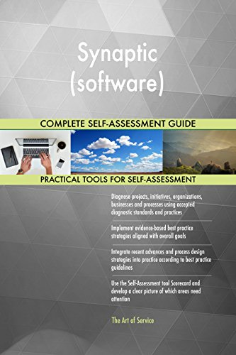 Synaptic  Software  All Inclusive Self Assessment   More Than 710 Success Criteria  Instant Visual Insights  Comprehensive Spreadsheet Dashboard  Auto Prioritized For Quick Results