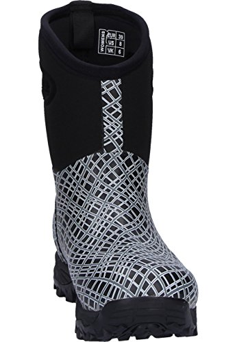 93fella Liane Mid Black Outdoorstiefel Fella UYq7qRw8