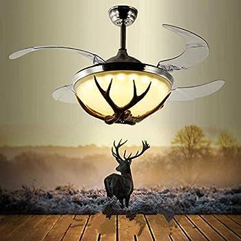 Amazon Com Ceiling Fan Designers Ceiling Fan Deer Buck