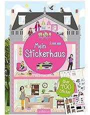 Mein Stickerhaus