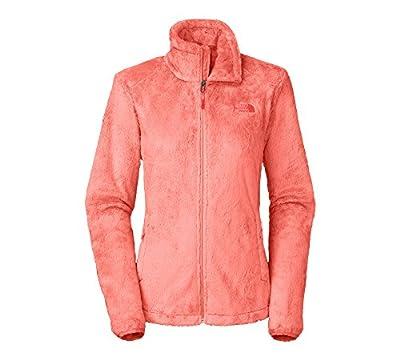 North Face Osito 2 Women's Full Zipper Fleece Jacket (X-large)