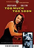Too Much, Too Soon poster thumbnail