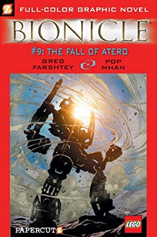 book cover of The Fall of Atero