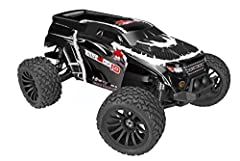 Get your fireworks ready! The new Terremoto-10 Version 2 will crumble all in its path. Based off the popular 1:8th scale Terremoto V2 monster truck, the Terremoto-10 V2 shares a similar design, but in a smaller 1:10th scale! Not just another ...