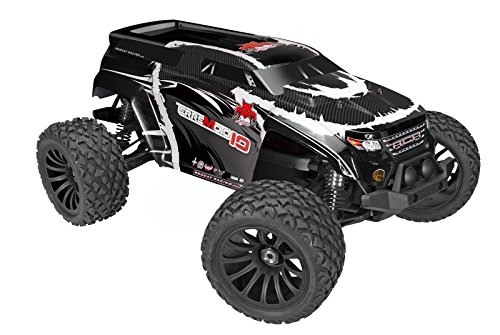 10 Electric Rc Car - Redcat Racing Terremoto-10 V2 Brushless Electric SUV (1/10 Scale), Black