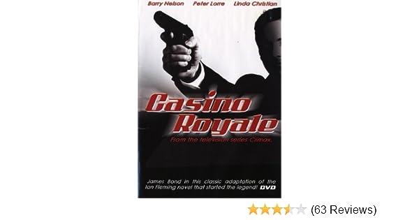 Amazon com: Casino Royale: Barry Nelson, Peter Lorre, Linda