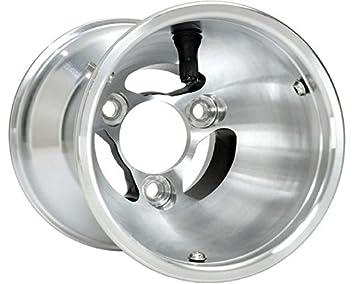 Douglas DWT Kart aluminio 210 mm aleación de plata Aliado sola rueda trasera: Amazon.es: Coche y moto