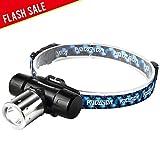 Headlamp Cree LED Hodgson Flashlight Headlight
