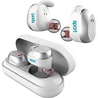 Elari NanoPods Sport, wodoodporne bezprzewodowe słuchawki z stereo Hi-Fi do muzyki/rozmów telefonicznych (Bluetooth 5.0…