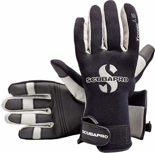 ScubaPro Tropic 1.5 mm Dive Gloves - LG