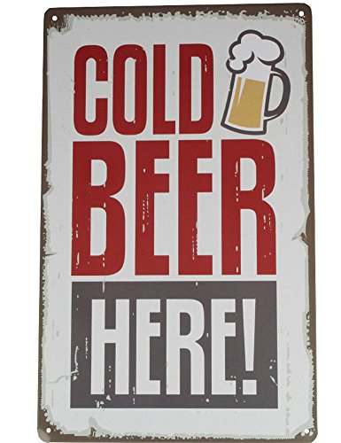 Cold Beer Sign - 3