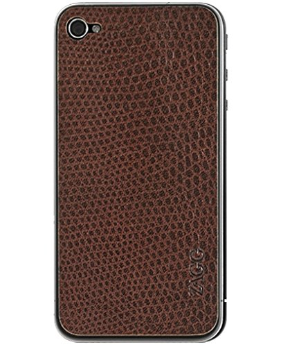 ZAGG leatherskins Coque pour iPhone 4
