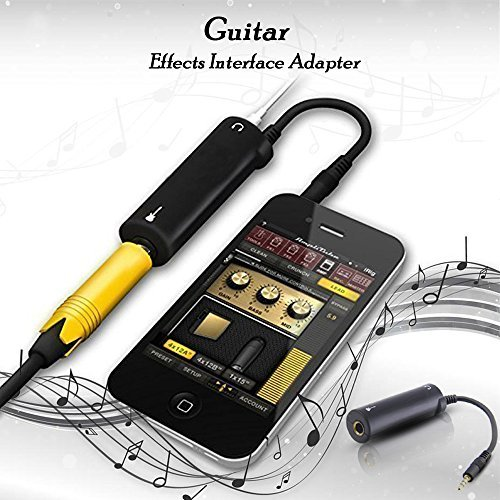 Software Ipod Converter (Guitar Interface Adapter Converter Link for iPhone/iPad/Ipod Touch)
