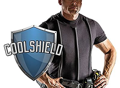 CoolShield Vented T-Shirt from United Tactical Gear Inc.