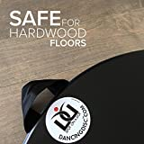 Professional Portable Dance Floor with Competition Marley for Dancer on The Go 3 Sizes 30 Inches 24 Inches 16 Inches/Premium Materials