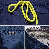 "Neleus Men's 7"" Dry Fit Swim Trunks Board"