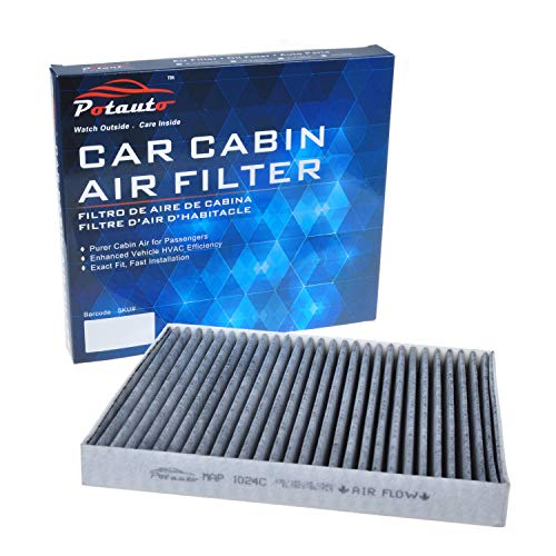 avy Activated Carbon Car Cabin Air Filter Replacement compatible with MAZDA 6 (Upgraded with Active Carbon) ()