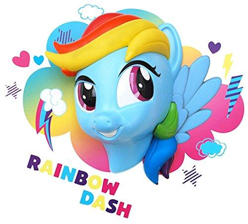 3DLightFX My Little Pony Rainbow Dash 3D Deco Light -