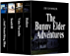 Bunny Elder Adventure Series: Four Complete Novels: Hollow, Vain Pursuits, Seadrift, ...and Something Blue