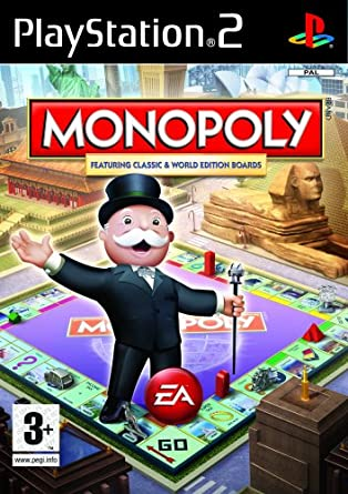 Monopoly (ps2): amazon. Co. Uk: pc & video games.