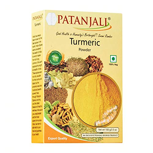 Patanjali Turmeric Powder, 100g