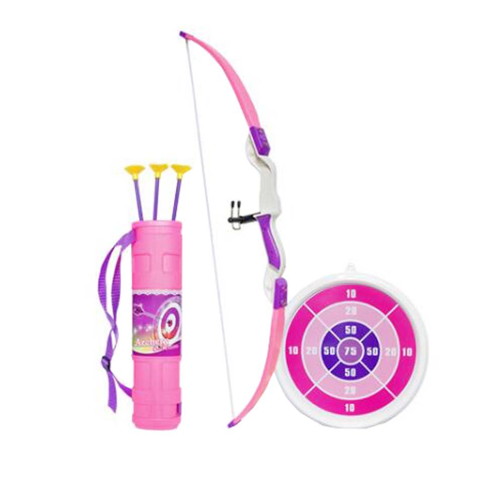 Kids Archery Bow and Arrow Toy Set with Target Outdoor Garden Fun Game, A2 Dragon Sonic