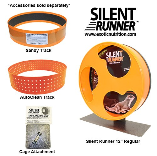 Sandy Track (for Silent Runner 12'' Reg) by Exotic Nutrition (Image #3)