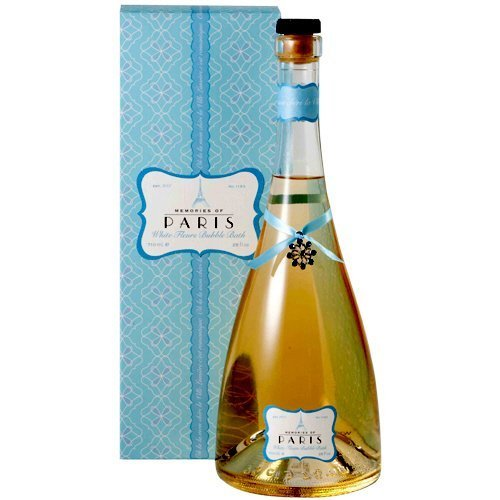 (Get Fresh Memories of Paris White Fleurs - Bubble Bath (25 fl. oz.))