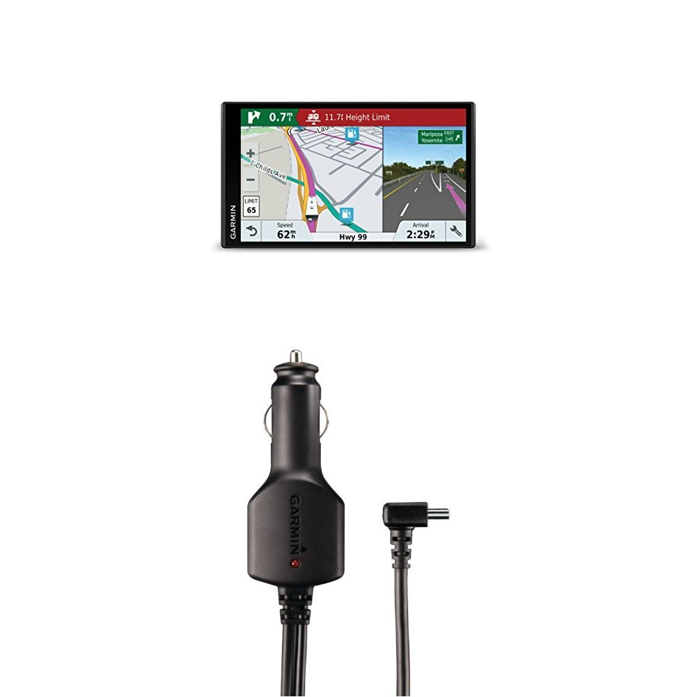 Garmin RV 770 NA LMT-S and GTM 60 HD Digital Traffic Receiver by