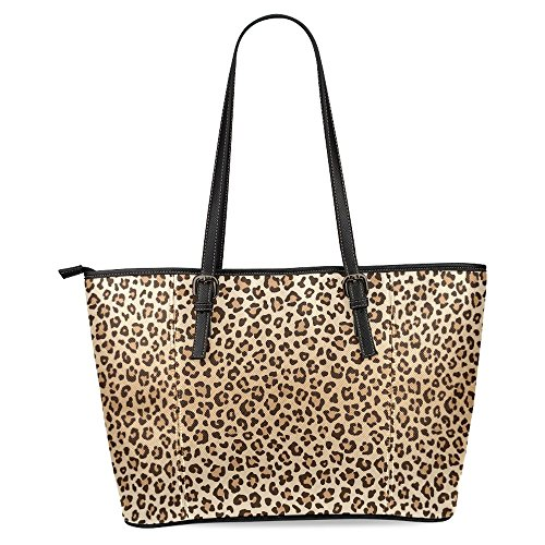 InterestPrint Animal Leopard Print Women