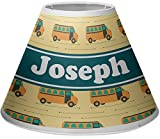 RNK Shops School Bus Empire Lamp Shade (Personalized)
