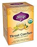 Throat Comfort Tea 16 Bags ( Value Bulk Multi-pack)