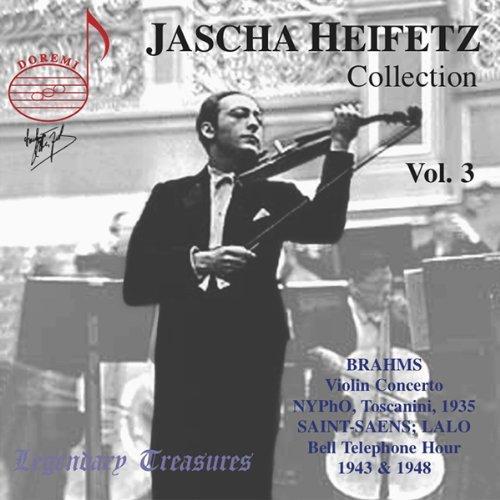 Jascha Heifetz Collection, Vol. 3