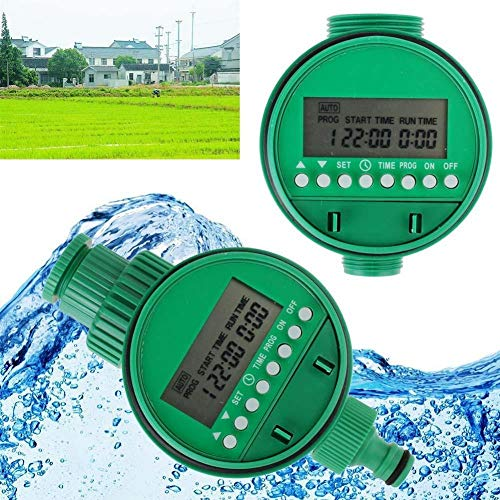 Smart Water – Home Automatic Electronic Water Timer Garden Irrigation Controller Digital Intelligence Watering – Timer Water Automat Water Timer Timer Dripper Pump Electronic Eden Water A
