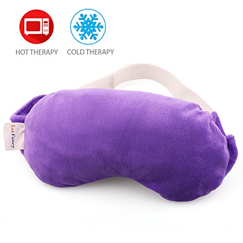 Lavender Filled Eye Mask - 1