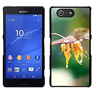 For Sony Xperia Z3 Plus / Z3+ / Sony E6553 (Not Z3) , S-type Nature - Arte & diseño plástico duro Fundas Cover Cubre Hard Case Cover
